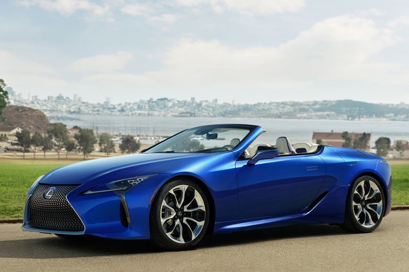 Redesigned Convertible Coupes