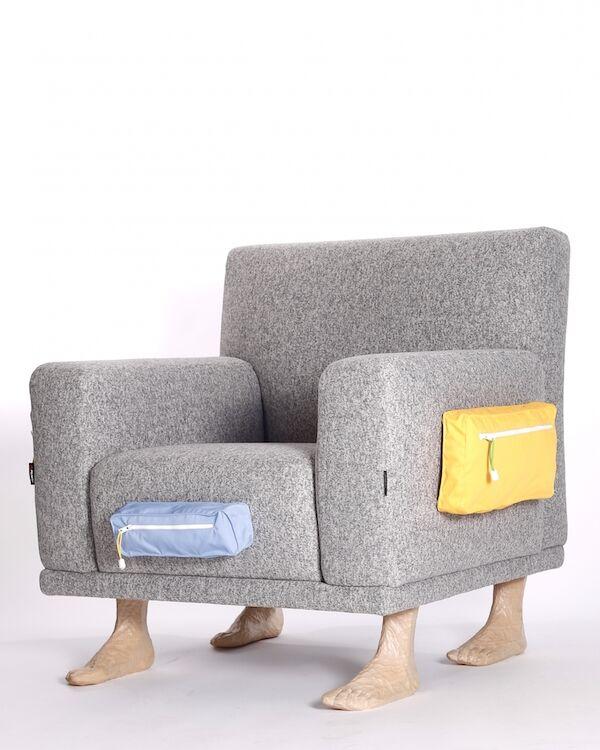 Footwear-Sporting Chairs
