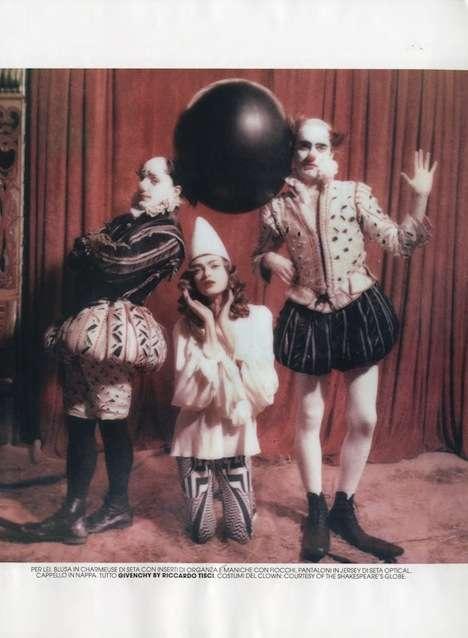 Circus Freak Fashion
