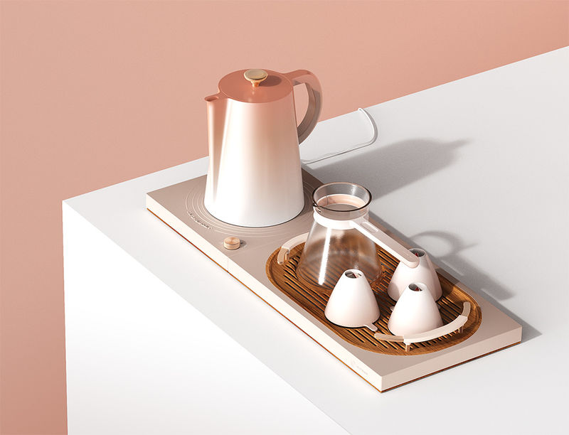 Designer Kitchen Coffee Sets