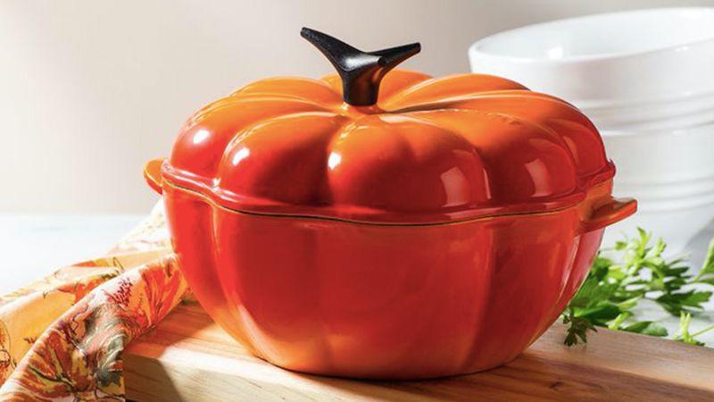 Pumpkin-Themed Pot Collections