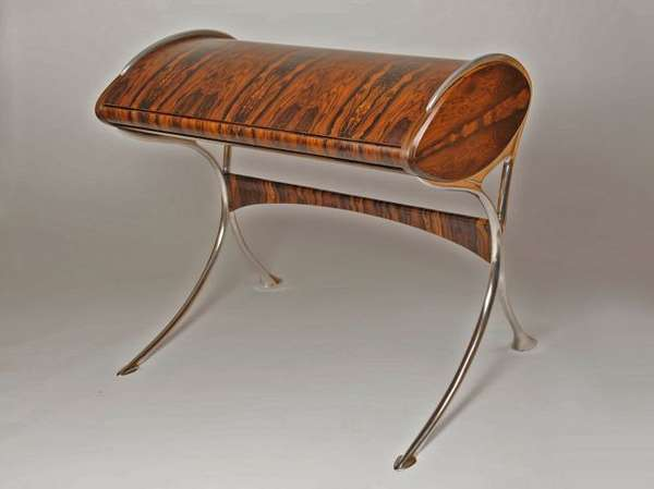 Curvaceous Writing Tables