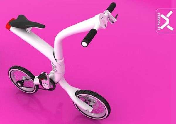 Compact Folding Bikes