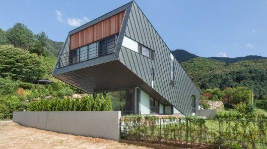 Upwards-Tilting Homes