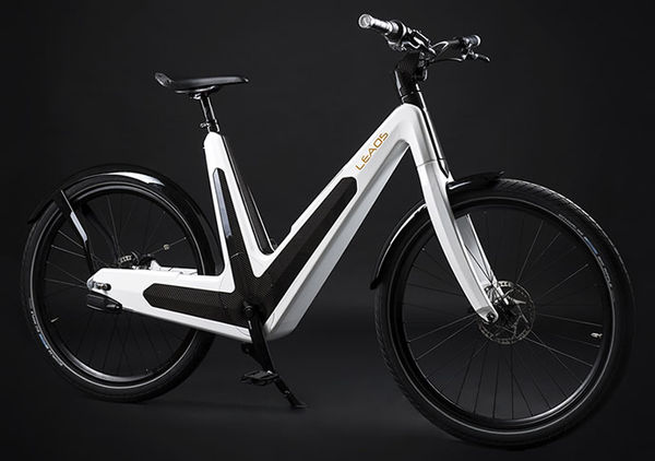 Moped Electric Bikes