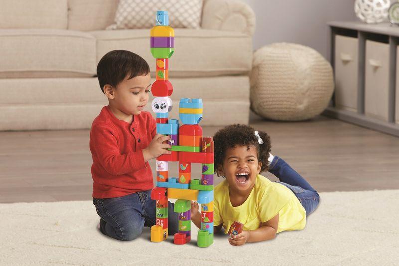 Smart Building Blocks