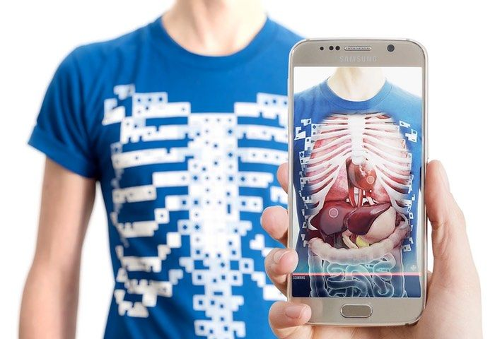 Anatomical AR T-Shirts