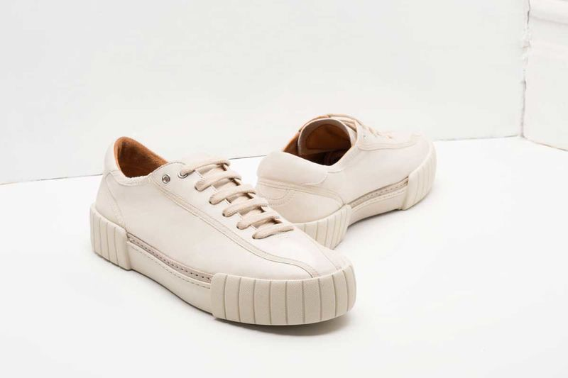 Luxe Leather Calfskin Shoes