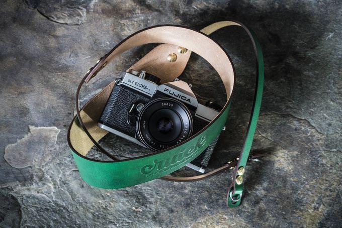 Premium Artisan Camera Straps