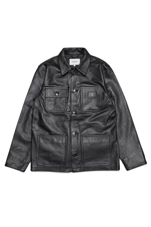 Limited Leather Chore Coats