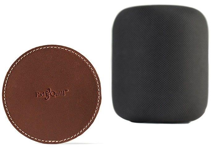 Smart Speaker Coasters
