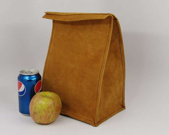 Lunch Bag Purses Disguised Paper Packs