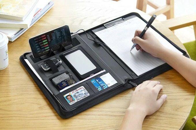Tech-Accommodating Folios