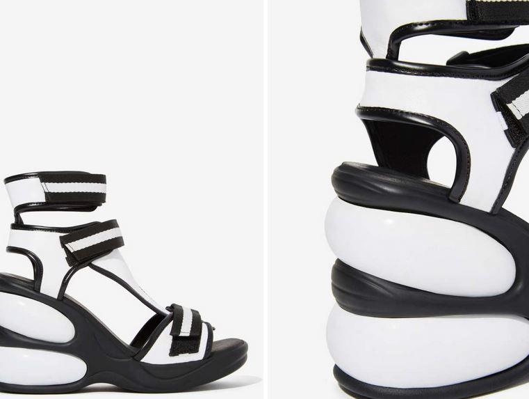 Cyborg Sandal Designs