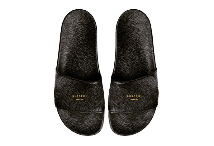 Luxury Leather Slippers