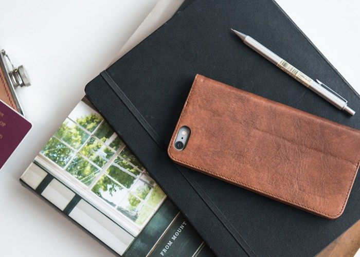 Luxurious Leather Smartphone Cases