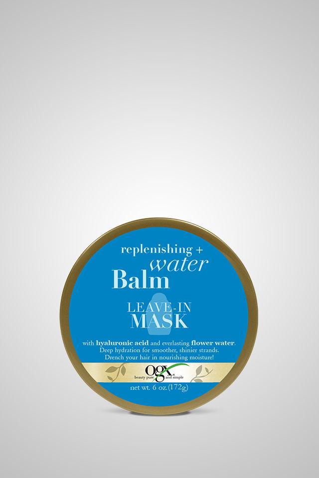 Hyaluronic Acid Hair Masks