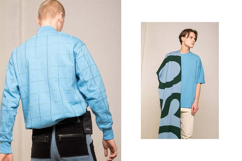 Sci-Fi-Inspired Menswear