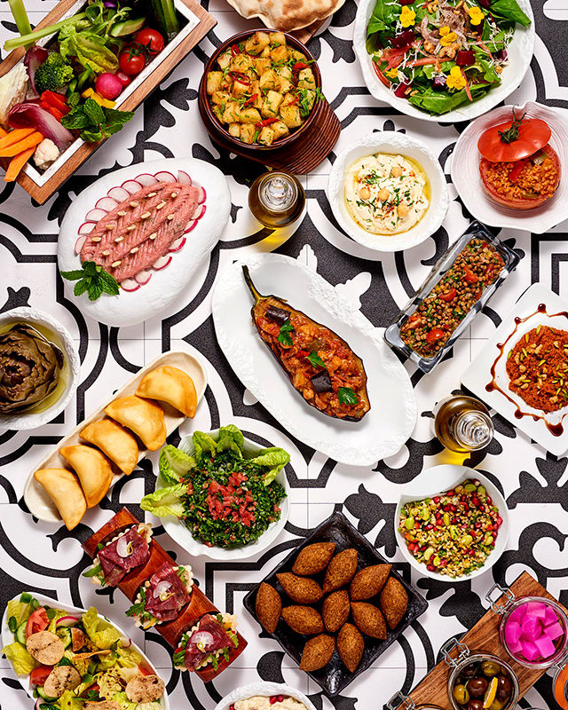 Luxe Lebanese Restaurants