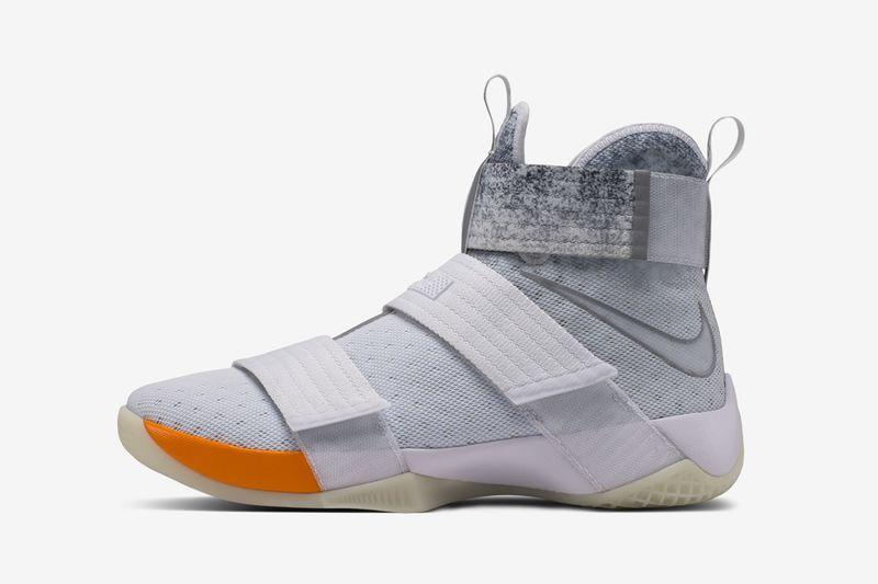 Store-Celebrating Basketball Shoes
