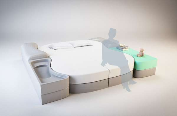 reconfigurable king size beds lect utopia bed . : unique-king-beds - designwebi.com