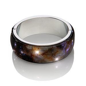Illuminating Galaxy Bangles