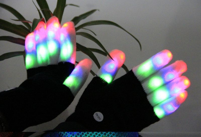 Cyclist Visibility Gloves