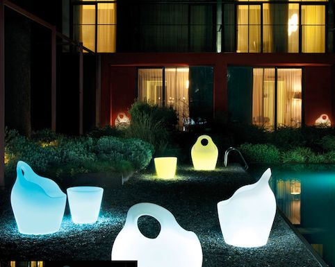 Mini Light-Up Seating