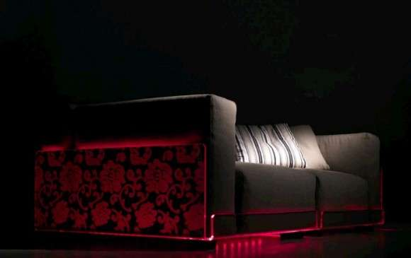 Illuminating Sofas