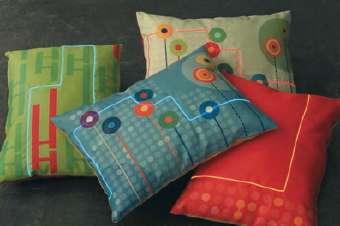 Technical Textile Pillows