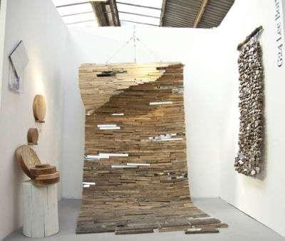 Dazzling Driftwood Reliefs Lee Borthwick