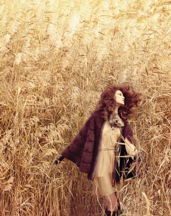 Field-Frolicking Photographs