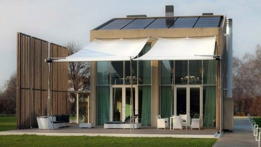 Ultra Energy-Efficient Homes