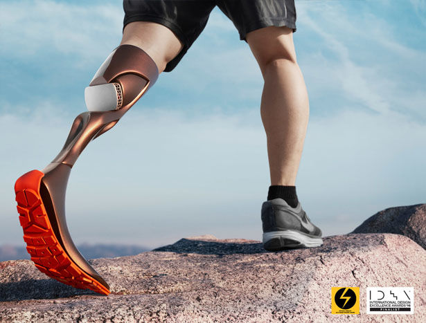 Hike-Enabling Prosthetic Legs