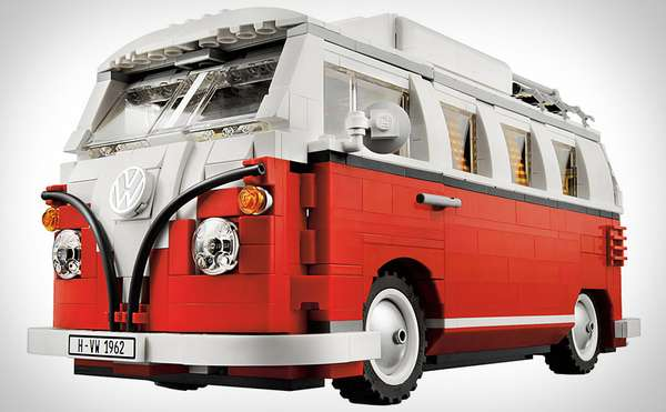 Hippie Toy Cars