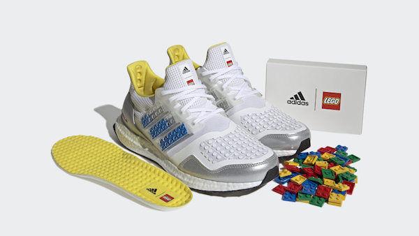 Customizable LEGO Sneakers
