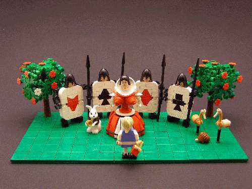 Storybook LEGO Landscapes