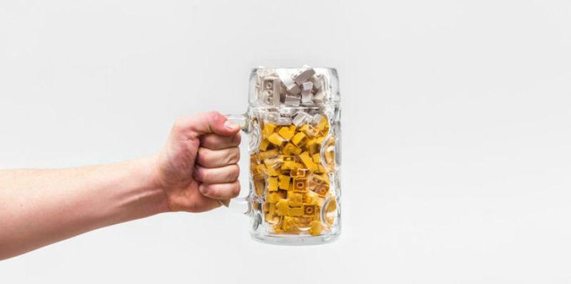 LEGO-Built Bars