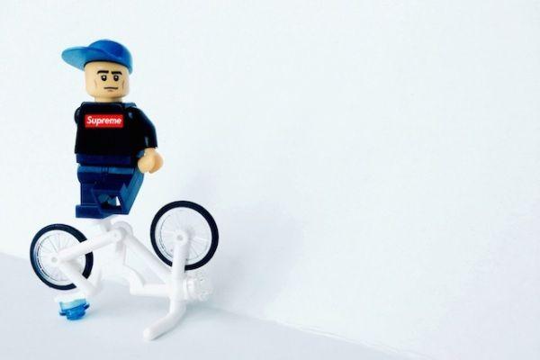 LEGO Streetwear Recreations