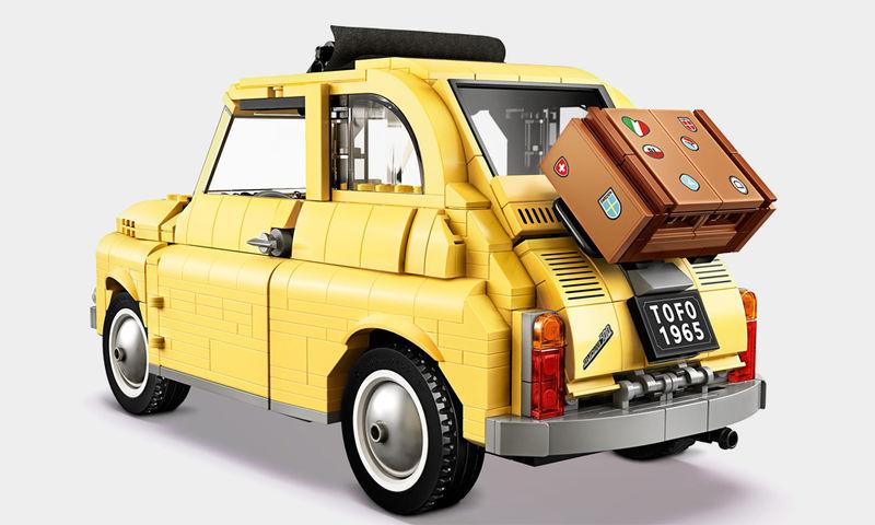 Iconic Italian Vehicle Toys