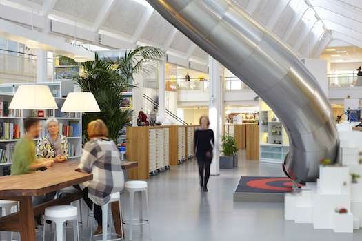 Imaginative Recreational Workspaces