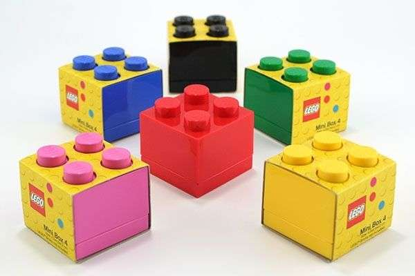 Building Block Containers