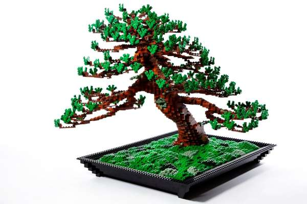 Building Block Bonsai