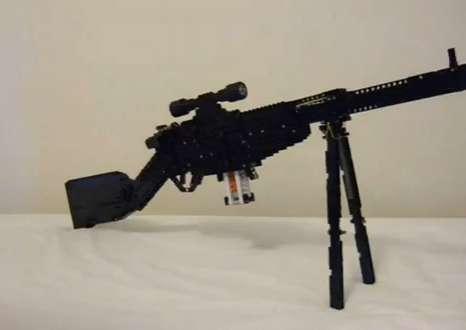Toy Block Firearms