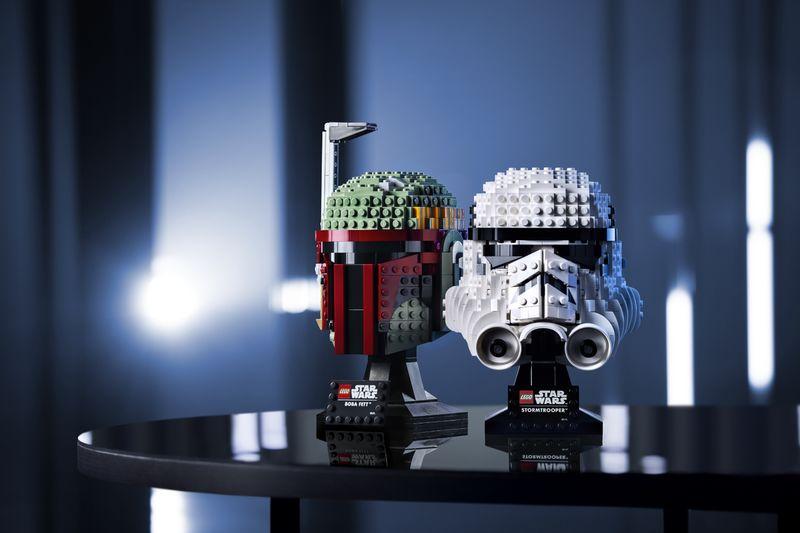 Buildable Sci-Fi Helmets