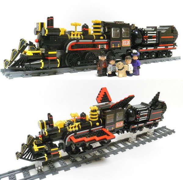 Movie-Inspired Trains