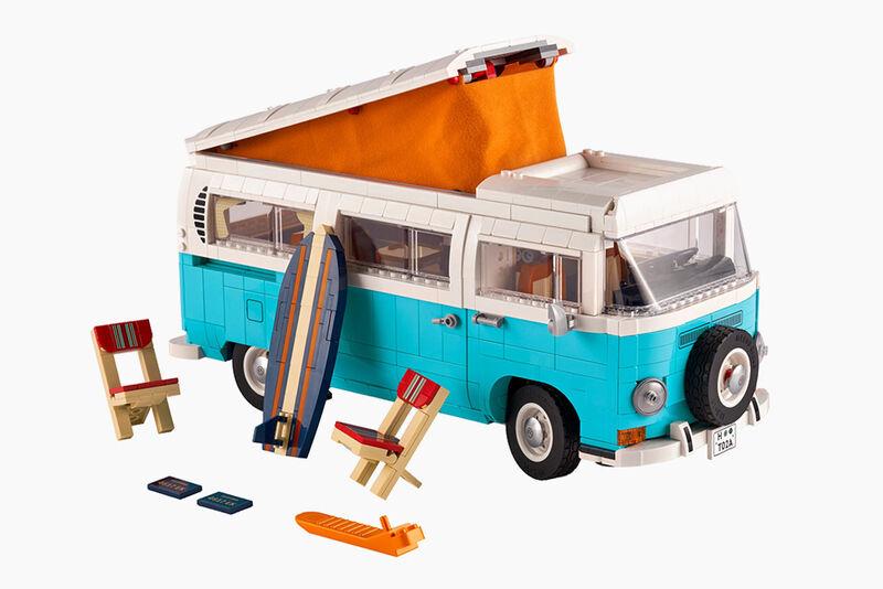 Pop-Up Camper Toy Sets