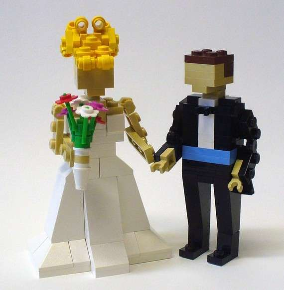 Matrimonial Toy Toppers