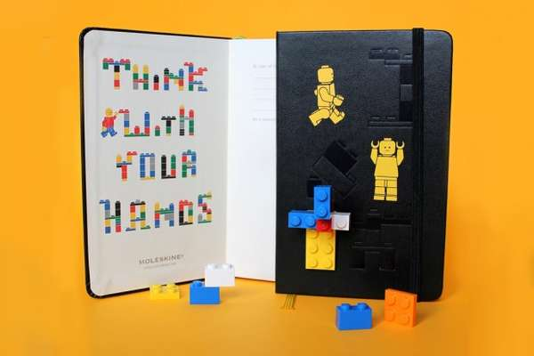 Toy-Inspired Notebooks
