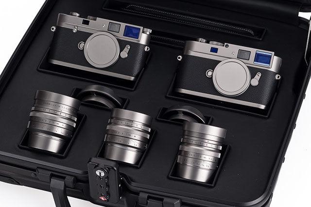 Luxury Anniversary Cameras
